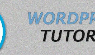 WordPress tutorial uvod