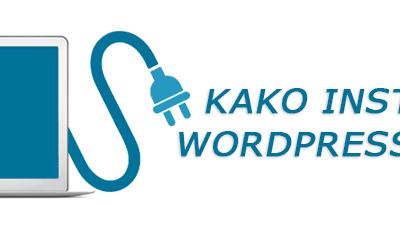 Kako instalirati wordpress plugin (dodatak)?